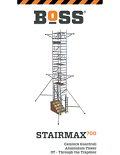 BoSS StairMAX 700 Tower User Guide