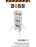 BoSS Clima 3T Tower User Guide