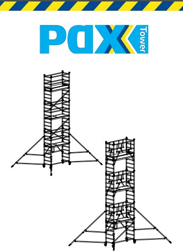 PAXT tower system user guide