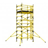 Boss Zone-1 GRP Scaffold Tower  -   1450  Length 1.8m  Height 4.2m