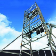 Boss Solo 700 tower 4.2m platform height