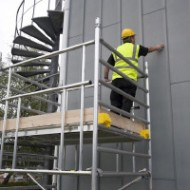 Boss Clima Camlock AGR Scaffold Tower  -  1450  L 1.8m  H 6.2m