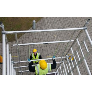 Boss Evolution Ladderspan Camlock AGR Scaffold Tower  -   850  Length 1.8m  Height 6.2m